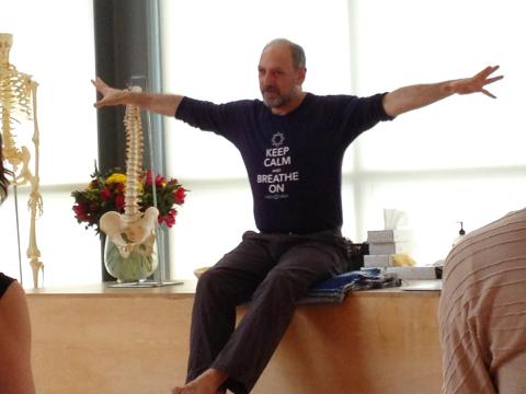 WORKSHOP WITH LESLIE KAMINOFF - Yoga Trade